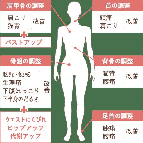 腰痛・肩こり・首こりの9割の原因